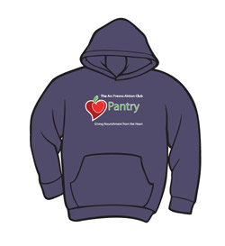 Hooded Pantry Project Sweatshirt