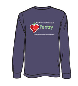 Long Sleeve Pantry Project Tee Shirt